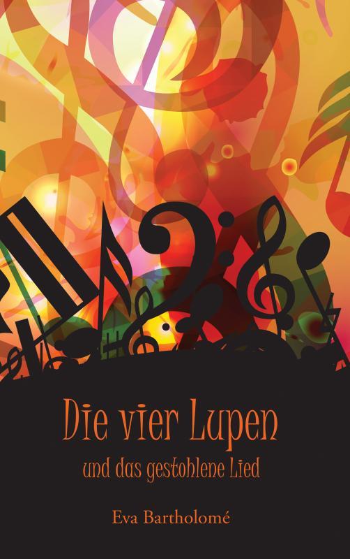 Cover-Bild Die vier Lupen und das gestohlene Lied