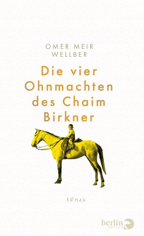 Cover-Bild Die vier Ohnmachten des Chaim Birkner