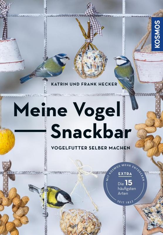 Cover-Bild Die Vogel-Snackbar
