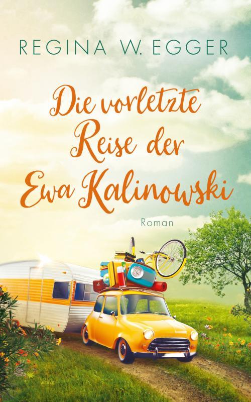 Cover-Bild Die vorletzte Reise der Ewa Kalinowski