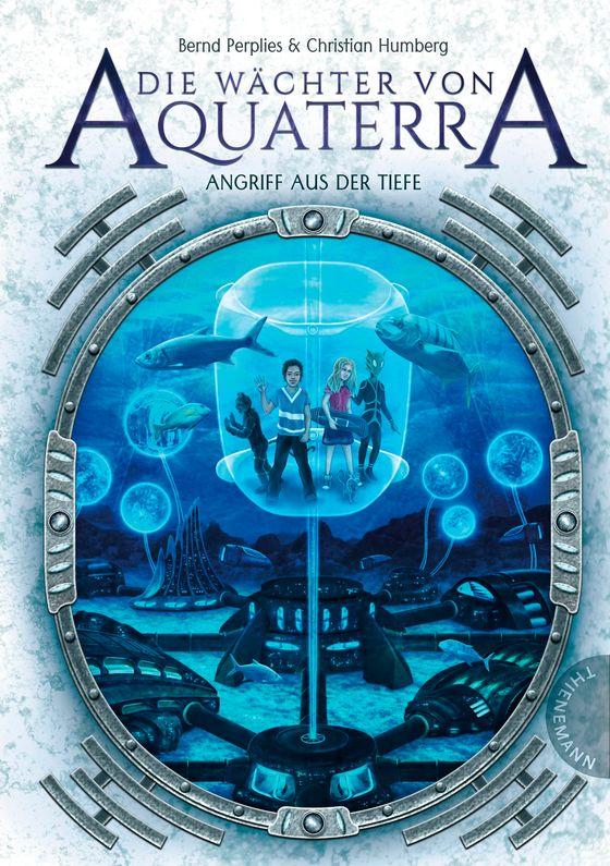Cover-Bild Die Wächter von Aquaterra