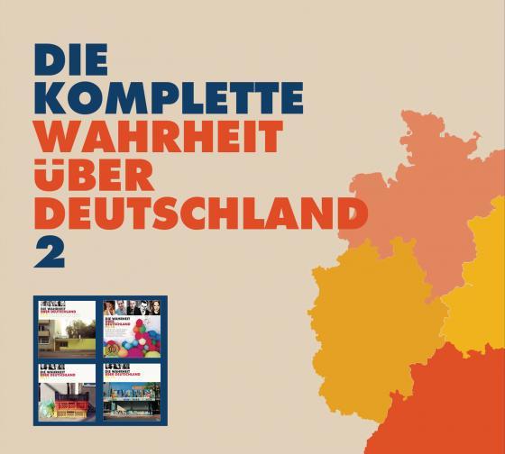 Cover-Bild Die Wahrheit über Deutschland Box 2