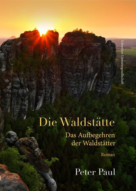 Cover-Bild Die Waldstätte