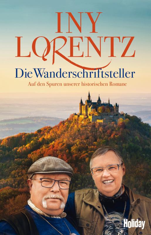 Cover-Bild Die Wanderschriftsteller
