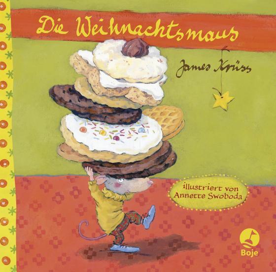 Cover-Bild Die Weihnachtsmaus (Mini-Ausgabe)