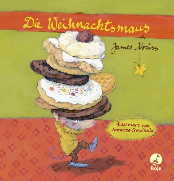 Cover-Bild Die Weihnachtsmaus (Pappbilderbuch)