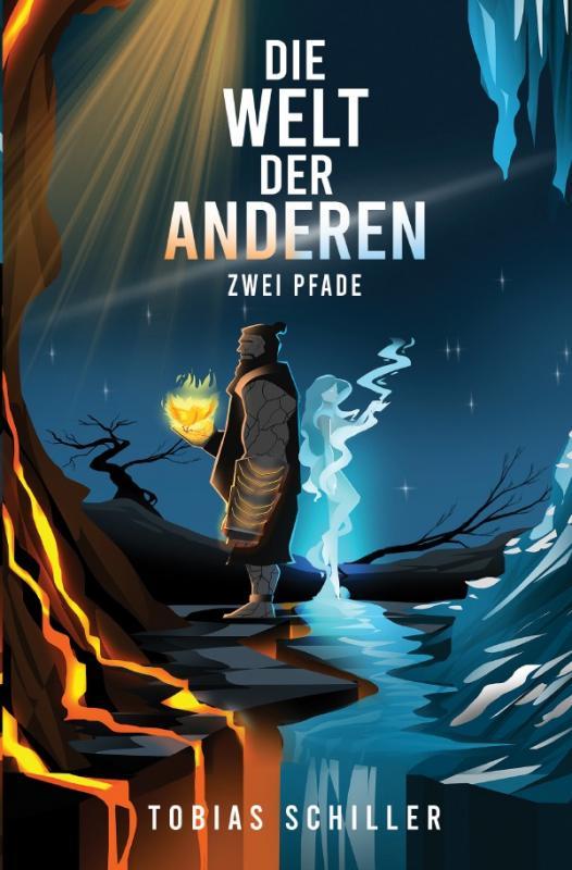 Cover-Bild Die Welt der Anderen - Zwei Pfade (High Fantasy Buch)