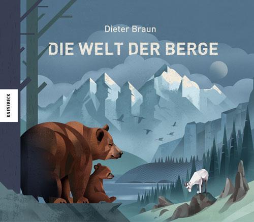 Cover-Bild Die Welt der Berge