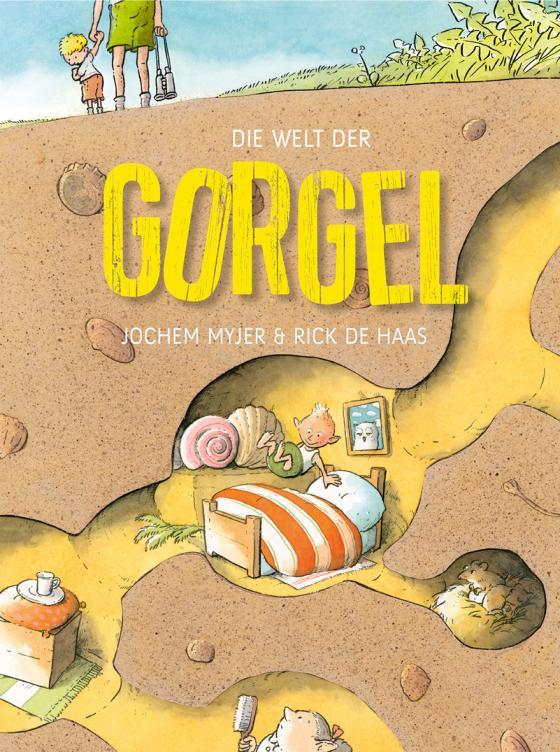 Cover-Bild Die Welt der Gorgel
