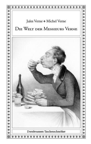 Cover-Bild Die Welt der Messieurs Verne