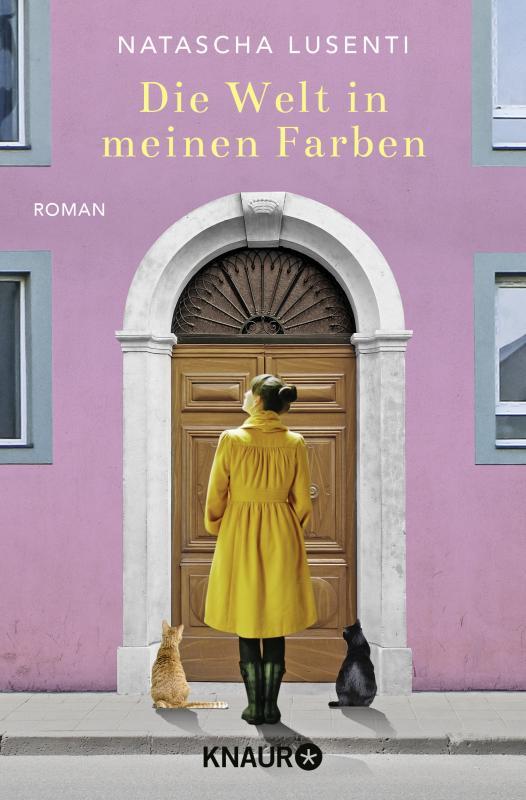 Cover-Bild Die Welt in meinen Farben