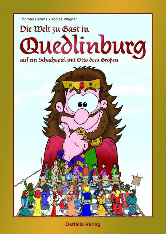 Cover-Bild Die Welt zu Gast in Quedlinburg
