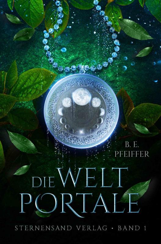 Cover-Bild Die Weltportale (Band 1)