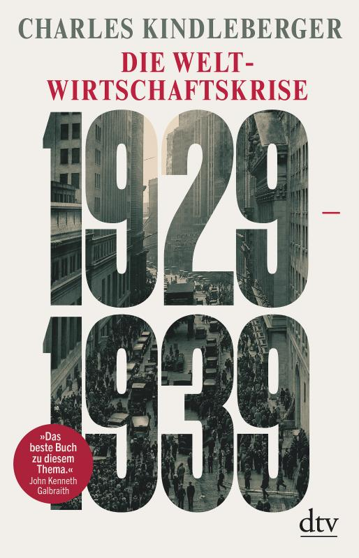 Cover-Bild Die Weltwirtschaftskrise, 1929-1939