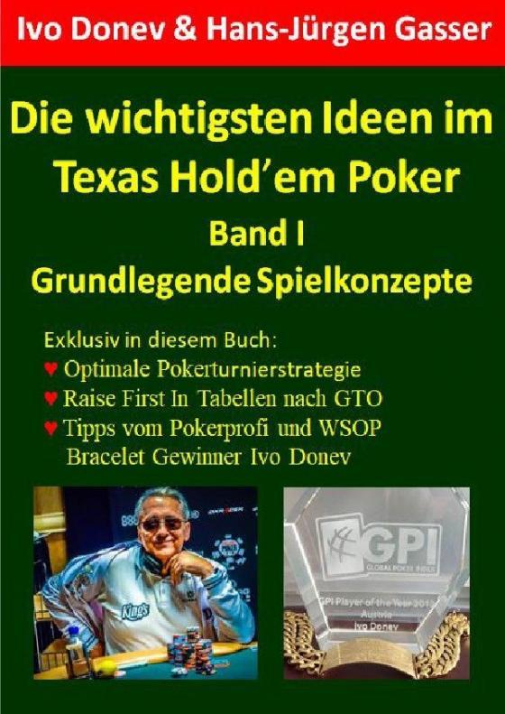 Cover-Bild Die wichtigsten Ideen im Texas Hold'em Poker
