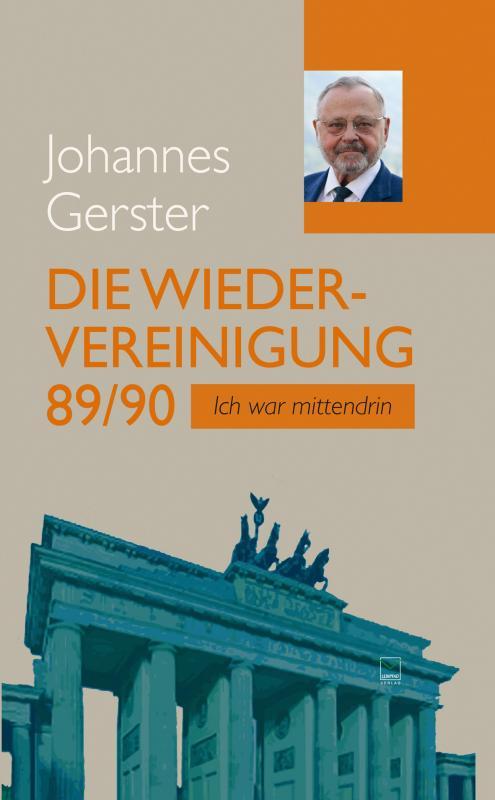 Cover-Bild Die Wiedervereinigung 89/90