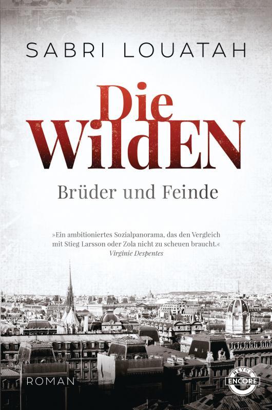 Cover-Bild Die Wilden - Brüder und Feinde