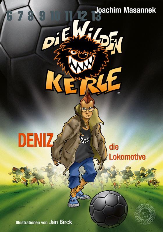 Cover-Bild Die Wilden Kerle - Band 5