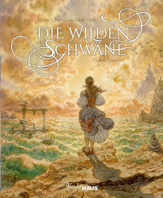 Cover-Bild Die wilden Schwäne