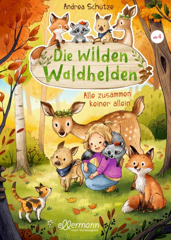 Cover-Bild Die wilden Waldhelden