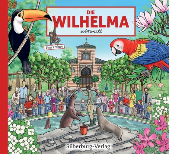 Cover-Bild Die Wilhelma wimmelt