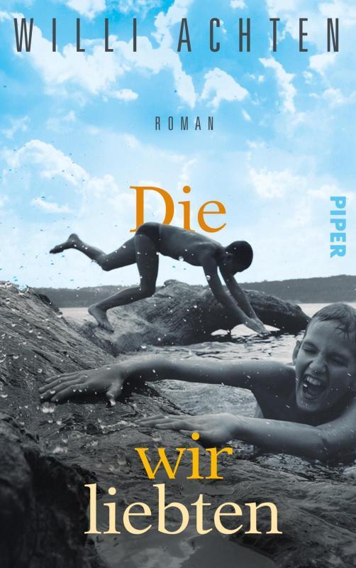 Cover-Bild Die wir liebten