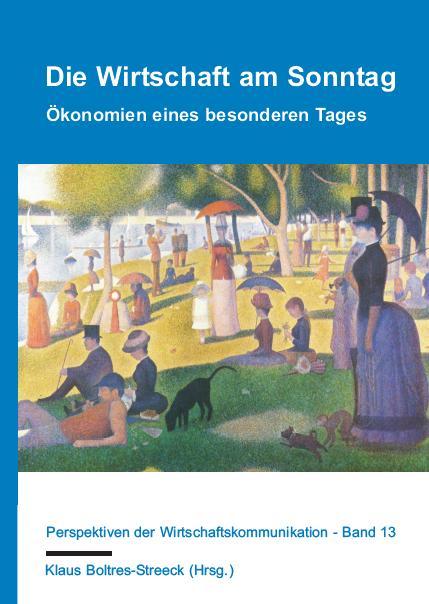 Cover-Bild Die Wirtschaft am Sonntag