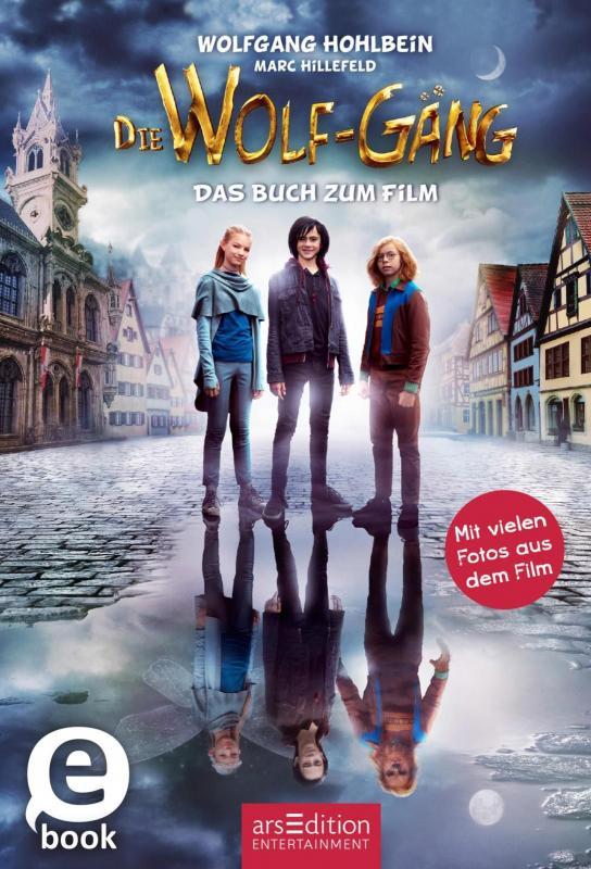 Cover-Bild Die Wolf-Gäng - Das Buch zum Film