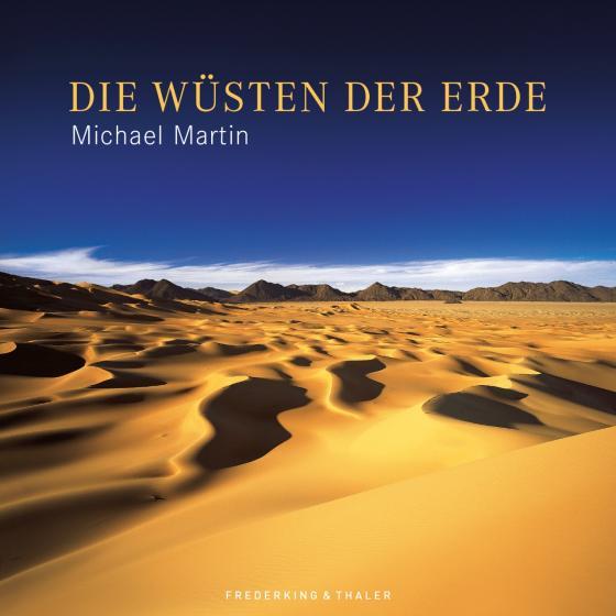 Cover-Bild Die Wüsten der Erde