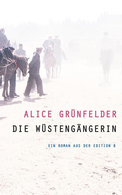 Cover-Bild Die Wüstengängerin