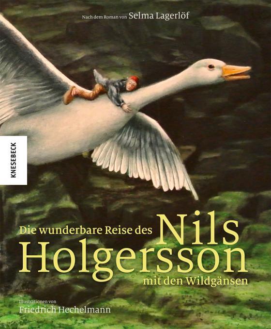 Cover-Bild Die wunderbare Reise des Nils Holgersson mit den Wildgänsen