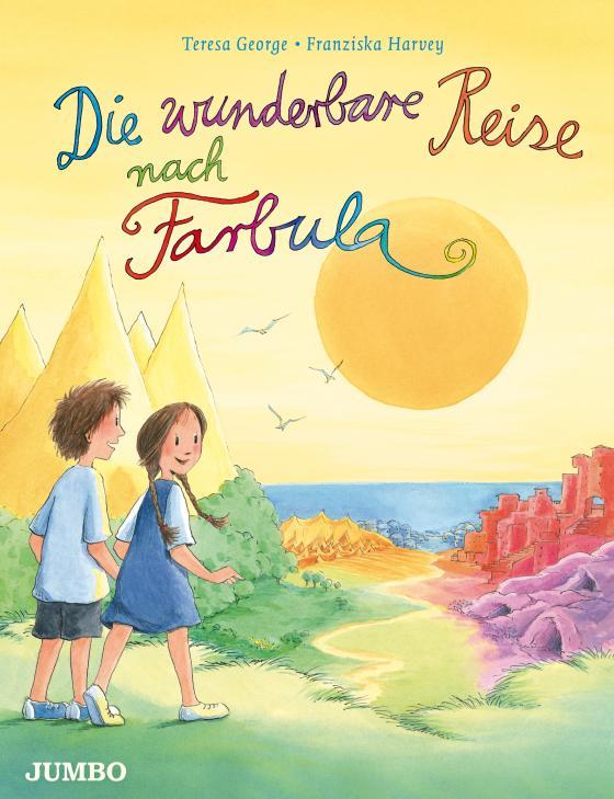 Cover-Bild Die wunderbare Reise nach Farbula