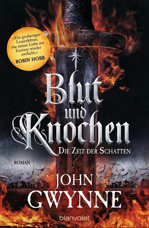 Cover-Bild Die Zeit der Schatten - Blut und Knochen 1