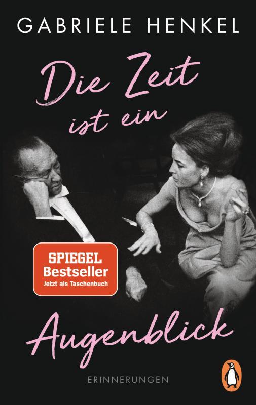 Cover-Bild Die Zeit ist ein Augenblick