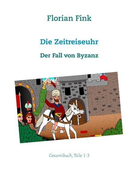 Cover-Bild Die Zeitreiseuhr