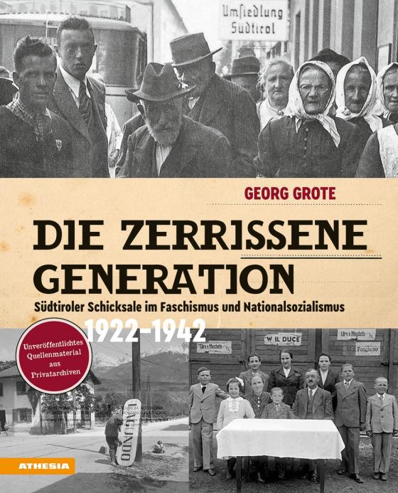 Cover-Bild Die zerrissene Generation