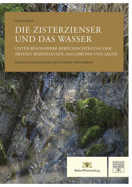Cover-Bild Die Zisterzienser und das Wasser