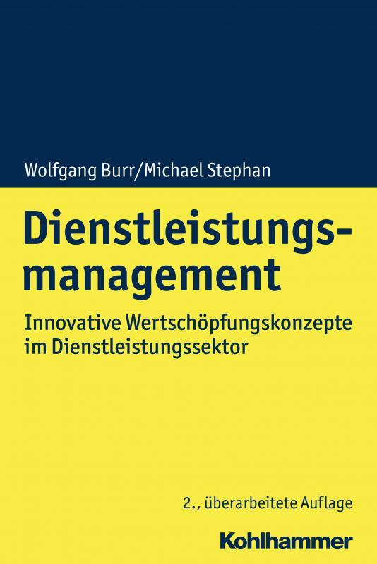 Cover-Bild Dienstleistungsmanagement