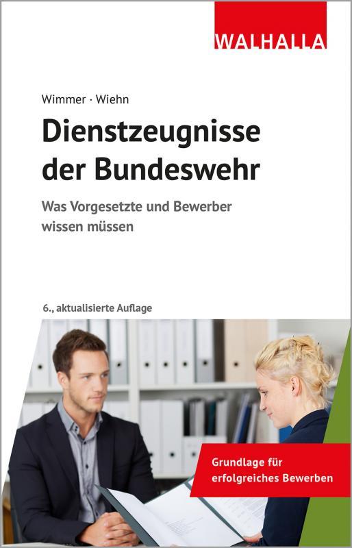 Cover-Bild Dienstzeugnisse der Bundeswehr