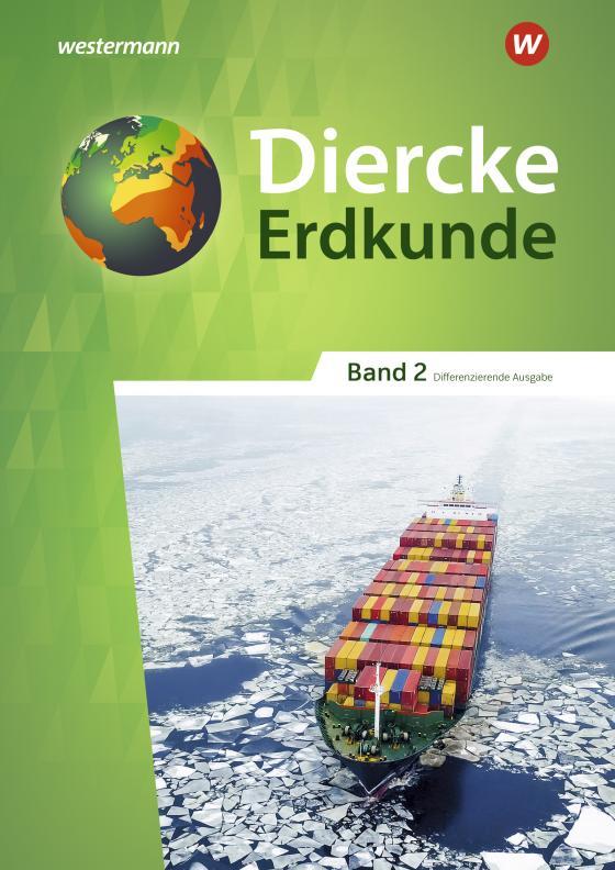 Cover-Bild Diercke Erdkunde / Diercke Erdkunde - Differenzierende Ausgabe 2020 für Nordrhein-Westfalen