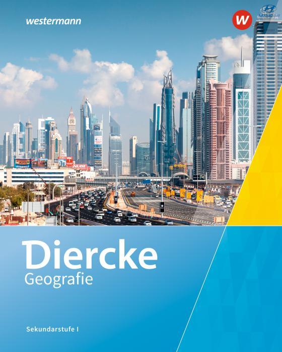 Cover-Bild Diercke Geografie / Diercke Geografie - Ausgabe 2018 für die Schweiz