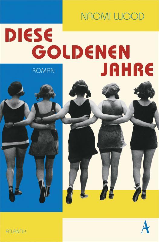 Cover-Bild Diese goldenen Jahre