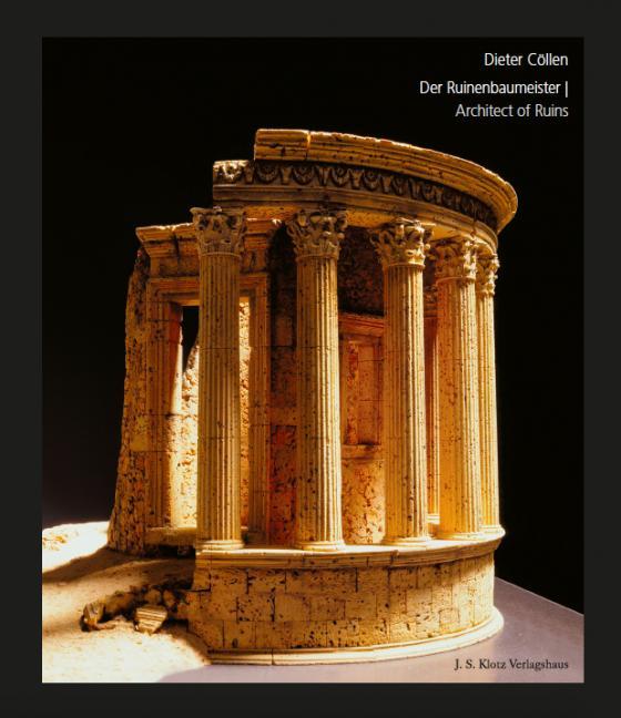 Cover-Bild Dieter Cöllen – Der Ruinenbaumeister (Architect of Ruins)