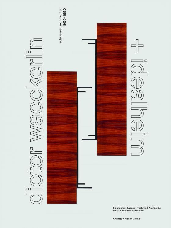 Cover-Bild Dieter Waeckerlin und Idealheim