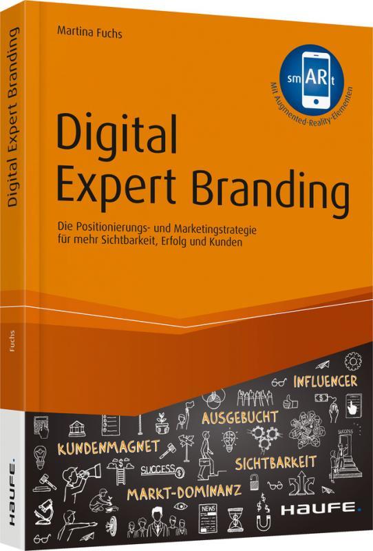 Cover-Bild Digital Expert Branding - inkl. Augmented Reality App