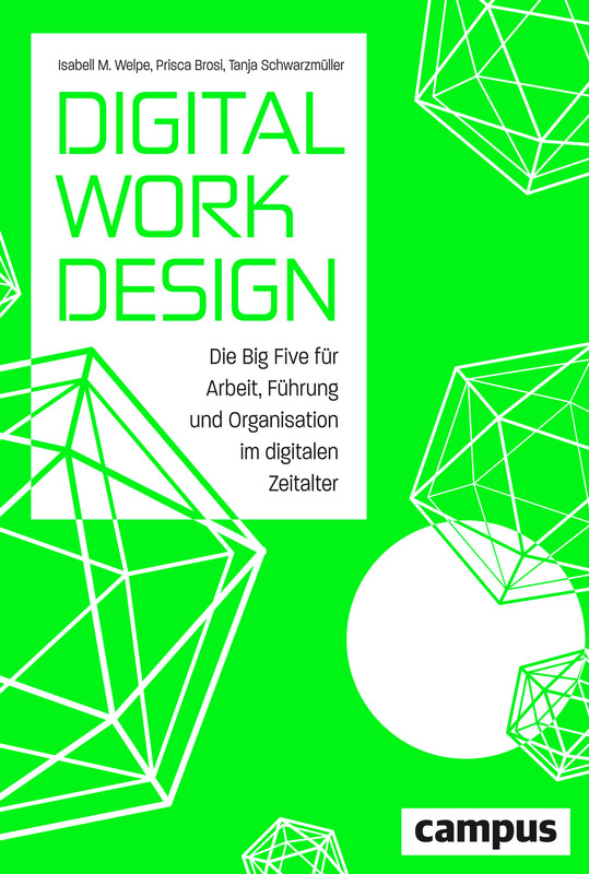 Cover-Bild Digital Work Design