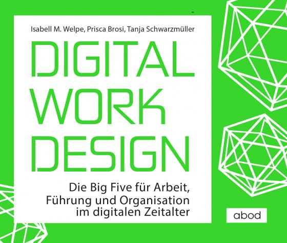 Cover-Bild Digital Work Design