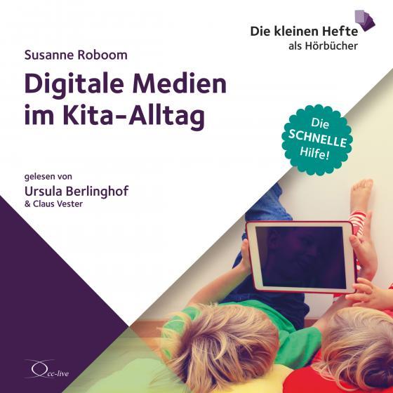 Cover-Bild Digitale Medien im Kita-Alltag