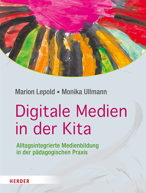 Cover-Bild Digitale Medien in der Kita