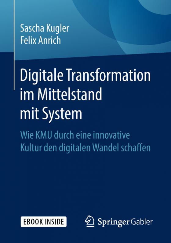 Cover-Bild Digitale Transformation im Mittelstand mit System